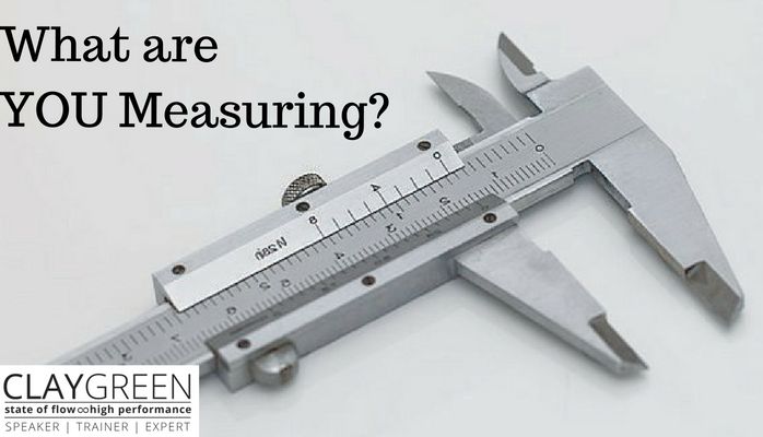 What are YOU Measuring? Flow?